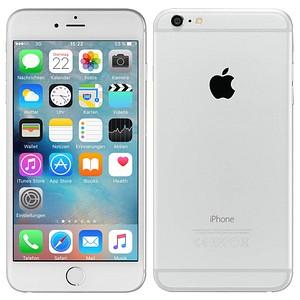 apple iphone 6s silber 32 gb g nstig online kaufen. Black Bedroom Furniture Sets. Home Design Ideas