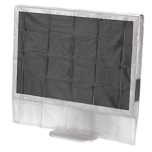 Monitor-Staubschutzhülle  von hama
