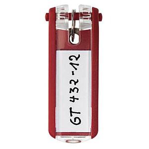 Schlüsselanhänger KEY CLIP von DURABLE