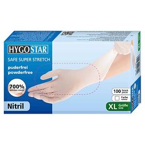 Handschuhe SAFE SUPER STRETCH von HYGOSTAR