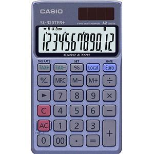Taschenrechner SL-320TER+ von CASIO