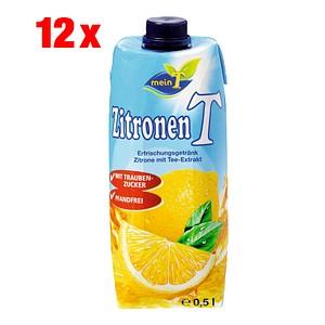 Fruchtsaftgetränk Zitrone von meinT