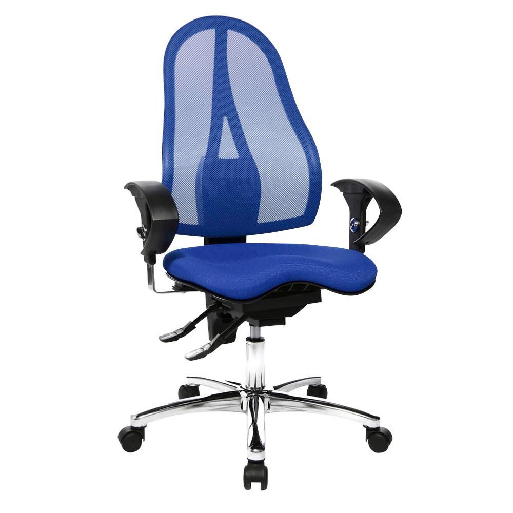 Topstar Sitness 15 Burostuhl Blau Gunstig Online Kaufen Office
