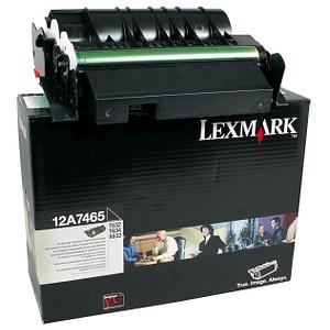 Toner/Tonerkartuschen 12A7465 von Lexmark