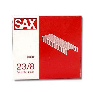 Heftklammern 23/8 von sax design