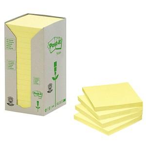 Haftnotizen Recycling Notes von Post-it®