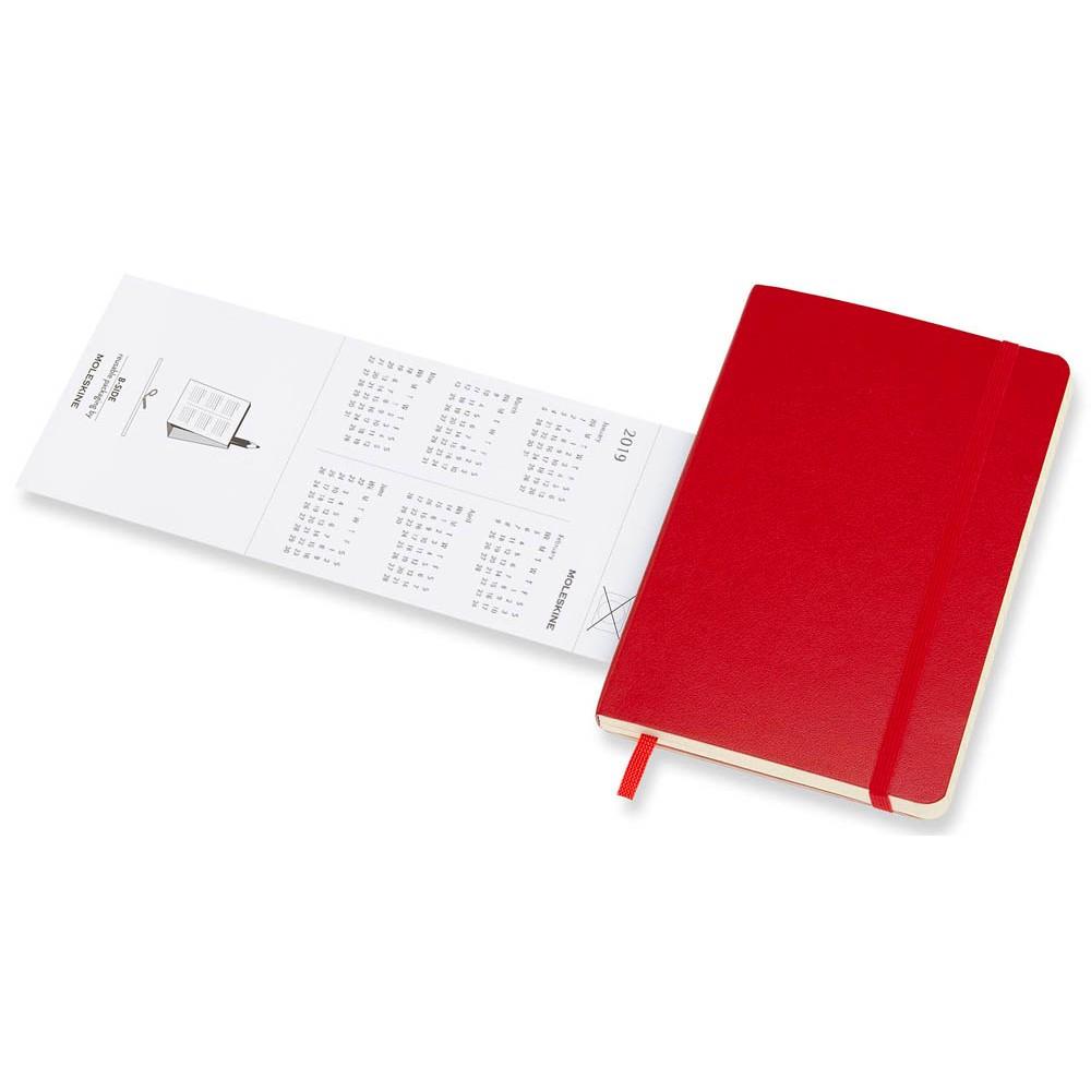 Moleskine Buchkalender Wochenkalender 2019 Gnstig Online Kaufen Ruled Notebook A6 Gold Von