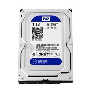 interne Festplatte Blue von Western Digital
