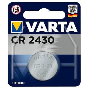 Knopfzellen CR2430 von VARTA