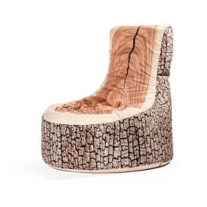 Sitting Point Swing Wood Sitzsack Braun Günstig Online Kaufen
