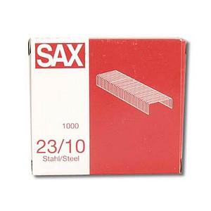 Heftklammern  von sax design