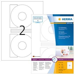CD-Etiketten SPECIAL von HERMA