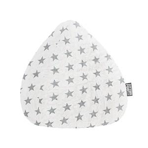 Sitting Point Fluffy Stars Xl Sitzsack Weiß Günstig Online Kaufen