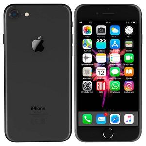 apple iphone 8 spacegrau 64 gb g nstig online kaufen. Black Bedroom Furniture Sets. Home Design Ideas