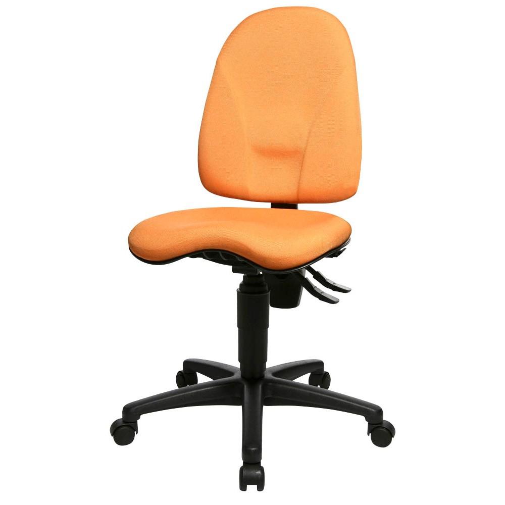Topstar Point 40 Bürostuhl orange günstig online kaufen   office ...