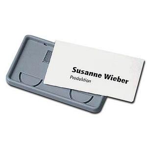 Namensschilder Clip-Card von DURABLE