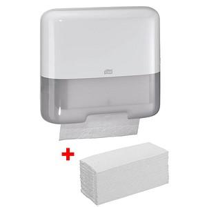 Papierhandtuchspender Classic Box Mini von TORK