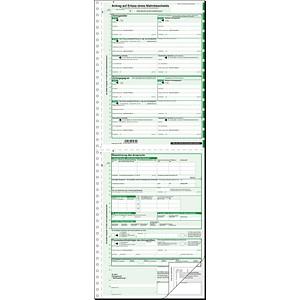 Sigel Formulare Ma441 Mahnbescheid Für Maschinelle Bearbeitung