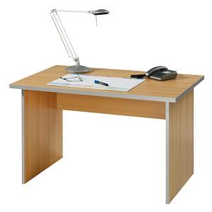 wellem bel schreibtisch inada buche rechteckig g nstig online kaufen office discount. Black Bedroom Furniture Sets. Home Design Ideas