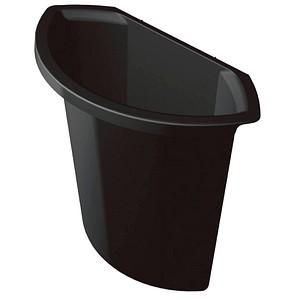 helit m lleimer einsatz schwarz 6 0 l g nstig online kaufen office discount. Black Bedroom Furniture Sets. Home Design Ideas