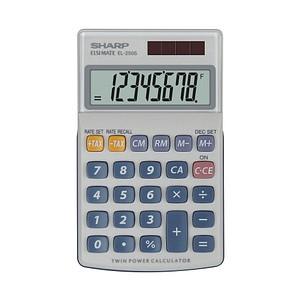 Sharp El 250s Taschenrechner Günstig Online Kaufen Office Discount
