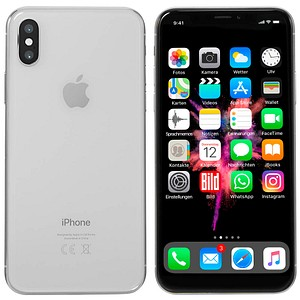 Smartphone iPhone X von Apple