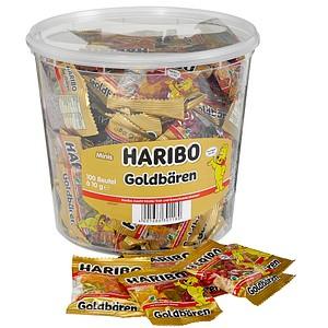 Fruchtgummi GOLDBÄREN Minibeutel von HARIBO