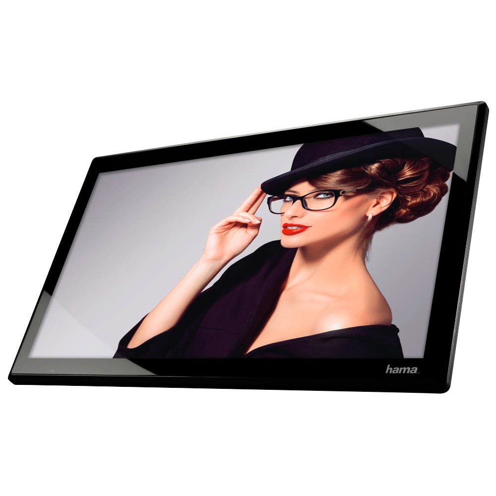 hama Digitaler Bilderrahmen Slim Premium Full HD 43,9 cm (17,3 Zoll ...
