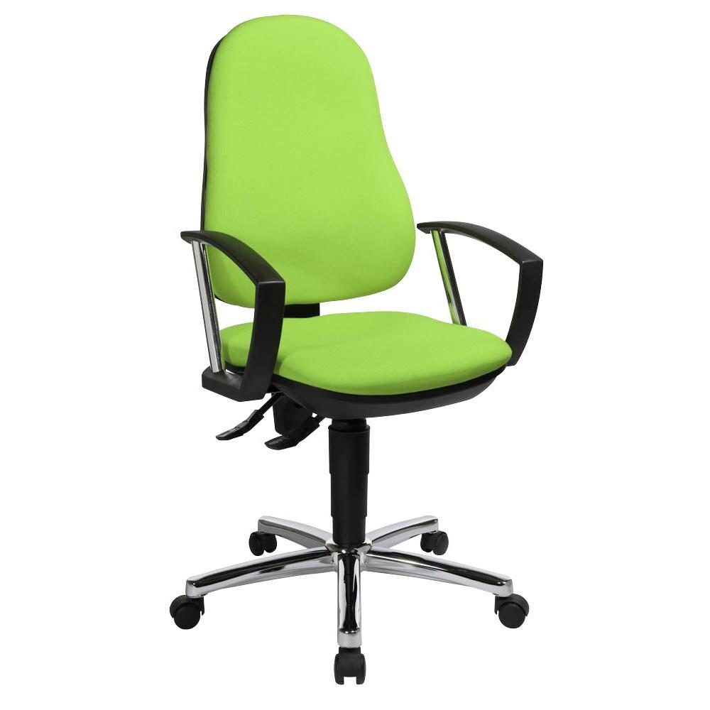 Topstar Support® P Deluxe Bürostuhl grün günstig online kaufen ...