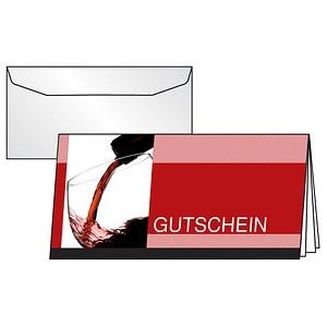 10 Sigel Gutscheine Vino Rosso Günstig Online Kaufen Office Discount