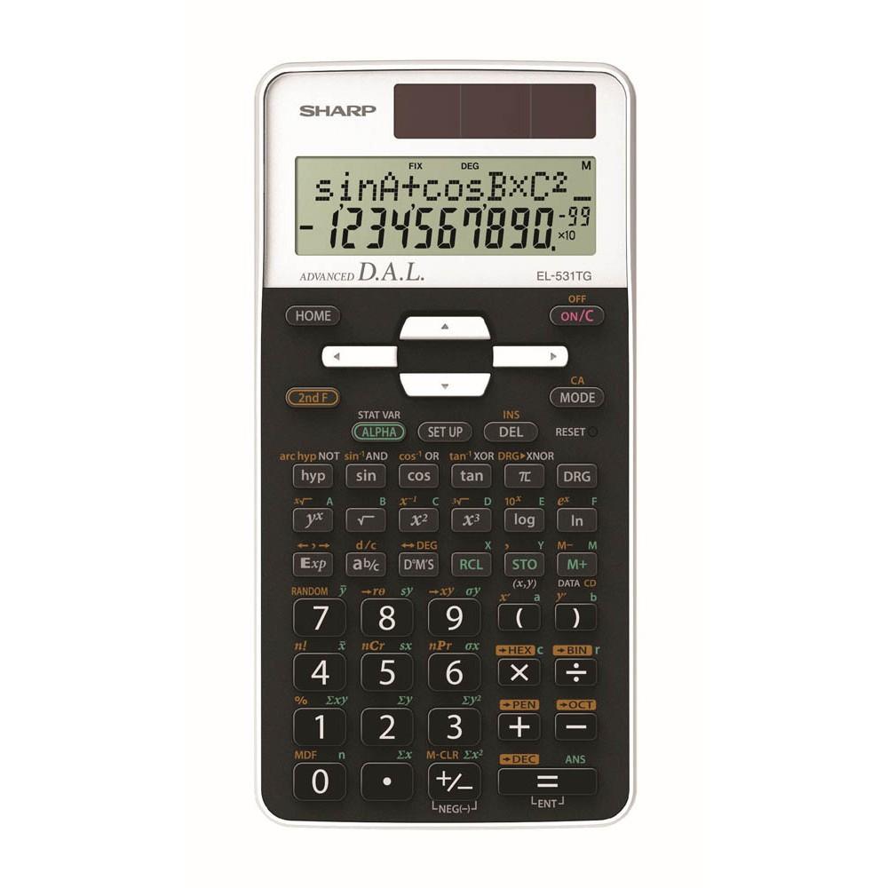 SHARP EL-531TG Schulrechner günstig online kaufen   office discount